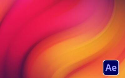 Adobe After Effect: Gradient Animation