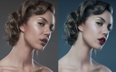 Adobe Photoshop- Skin Retouching