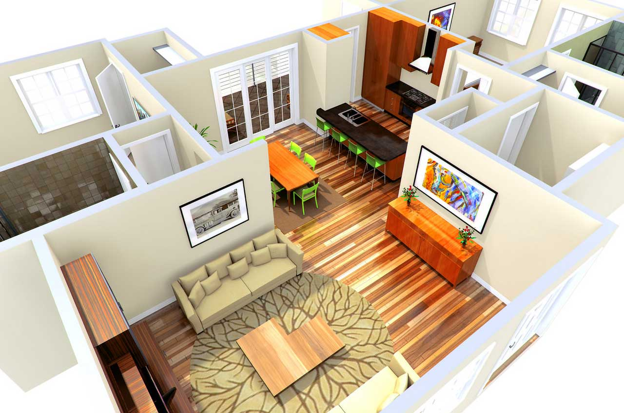 A180- Space Planning in Interiors