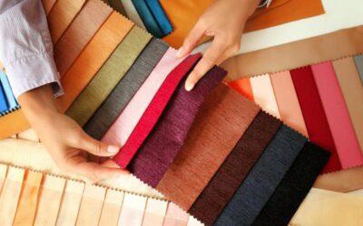 Interior Design Textile & Fabrics