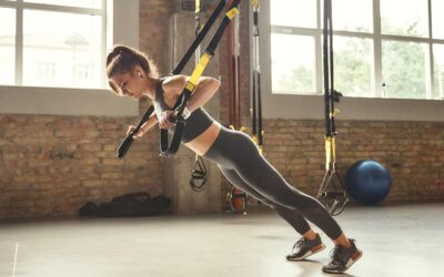 TRX Bodyweight Workout: Build Muscle And Lose Fat At Home